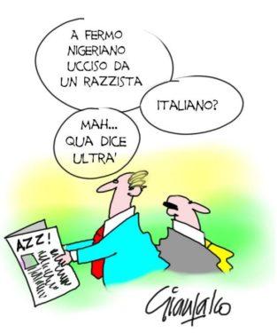 omicidio a Fermo