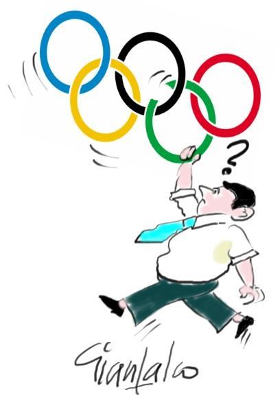 Renzi e le olimpiadi