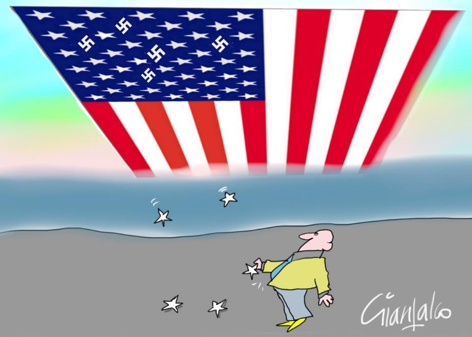 USA falling stars