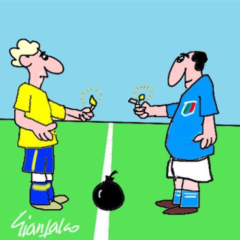 Italia, ultimo stadio?