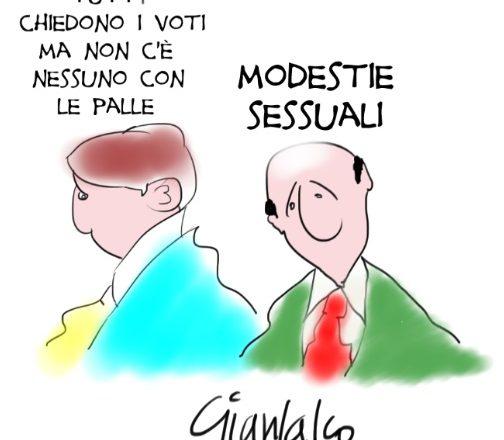 modestie sessuali