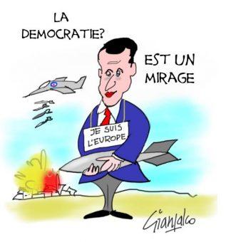Macron Siria Europa