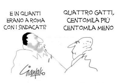 sindacati a Roma