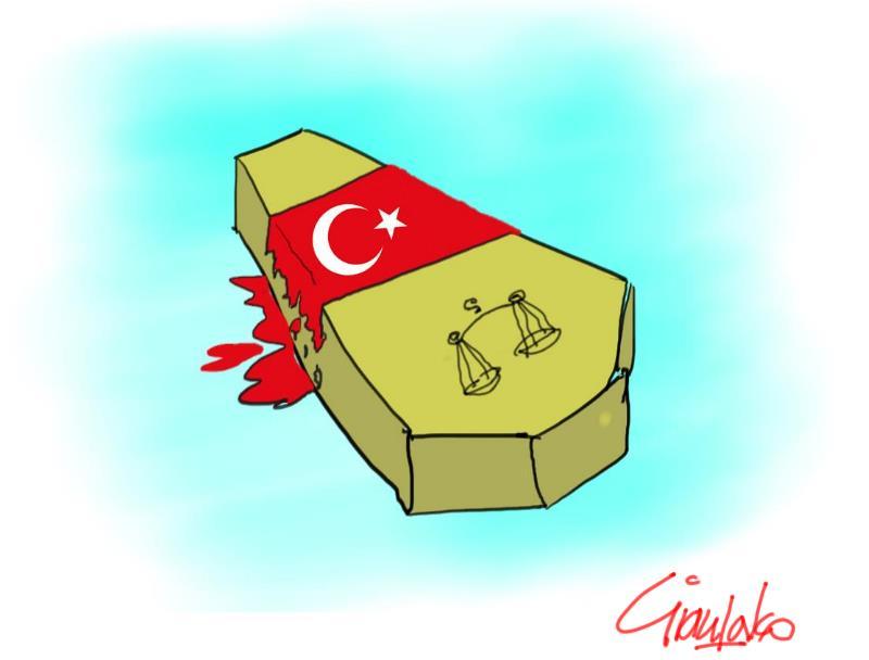 Ebru Timtik, se muore la giustizia