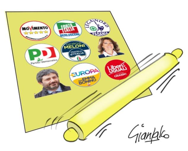 Oggi tutti al Quirinale, gli italiani sperano in Mattarella